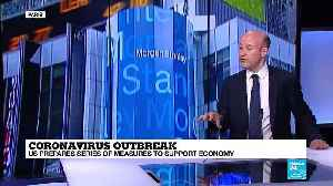 """Coronavirus outbreak: """"A failure to work with Congress and hard-hit cities from the White House"""" [Video]"""