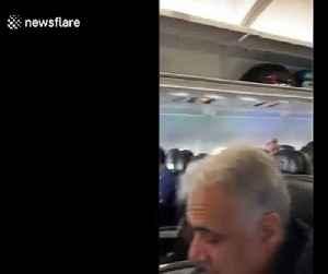 British Airways run near-empty flight from London to Berlin [Video]