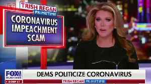 Fox Host Lashes Out at Critics of Trump's Response to Coronavirus Saying It's Just 'Impeachment All Over Again' [Video]