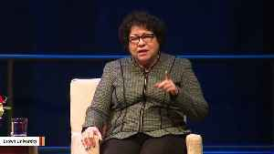 "Justice Sotomayor Recuses Herself From ""Faithless Electors"" Case [Video]"
