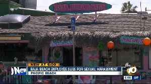 Baja Beach Cafe employee sues for sexual harassment [Video]