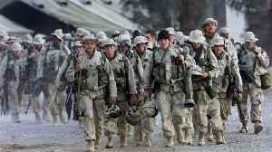 U.S. Troop Withdrawal Begins Despite Tensions In Afghanistan [Video]