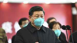 Xi Jinping Visits Origin Of Coronavirus Outbreak [Video]