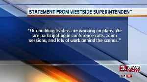 Westside Community Schools Responds to Coronavirus [Video]