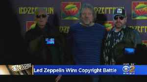 Led Zeppelin Did Not Lift 'Stairway To Heaven' Riff, Appeals Court Rules [Video]