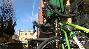 Denver cyclist hit by car, knocked unconscious near 12th and Speer wakes up in hospital [Video]