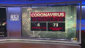 Sixth Coronavirus Case Reported In Maryland [Video]