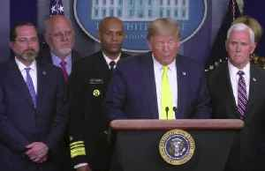 Trump calls for economic relief to coronavirus [Video]