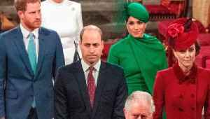 Awkward Royal Family Photos from Commonwealth Day in the U.K. [Video]