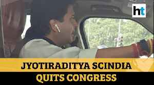 Jyotiraditya Scindia resigns from Congress, likely to join the BJP [Video]