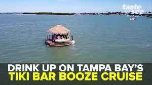 Tampa Bay's tiki bar booze cruise | Taste and See Tampa Bay [Video]