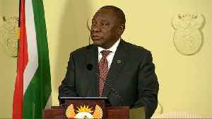 South African court clears Ramaphosa of corruption charges [Video]