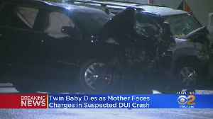 Twin Baby Dies After North Hills Crash That Also Critically Injured 2 Siblings [Video]
