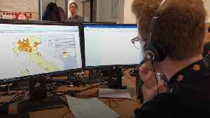 Coronavirus contact centre in Wales takes calls [Video]