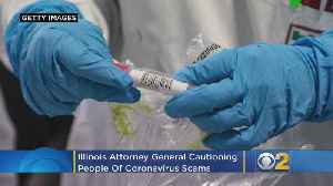 Coronavirus Scams Are Spreading; Some Include Garlic 'Cures' [Video]