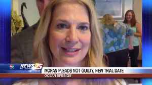 Former Ocean Springs Mayor Connie Moran pleads not guilty to charge of misdemeanor public drunk [Video]