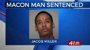 Macon man arrested for shooting and armed robbery of Brooklyn Rouse [Video]