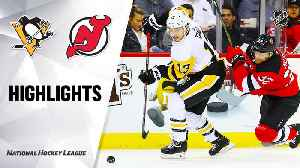 NHL Highlights | Penguins @ Devils 3/10/2020 [Video]
