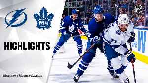 NHL Highlights | Lightning @ Maple Leafs 3/09/2020 [Video]