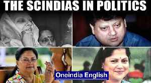 The Scindias' political patronage, from Jana Sangh to BJP to Congress | Oneindia News [Video]