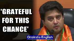 Jyotiraditya Scindia: On 10th March decided to choose new path for life| Oneindia News [Video]