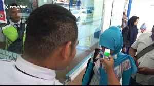 Indonesian hospital to begin screening all visitors amid coronavirus fears [Video]