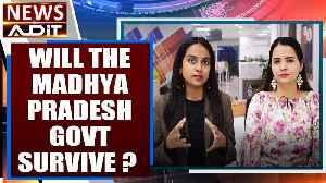 Jyotiraditya Scindia joins BJP, 22 MLAs with him, will MP govt survive? | Oneindia News [Video]