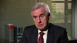 Shadow Chancellor John McDonnell reacts to today's Budget [Video]