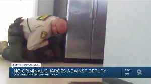 PCSD deputy involved in encounter with teen with no arms or legs won't face charges [Video]
