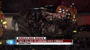 2 dead in I-5 wrong-way collision [Video]