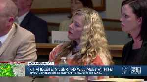 Chandler and Gilbert police to meet with FBI on Daybell case [Video]