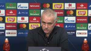 Jose Mourinho admits Champions League return appears forlorn [Video]
