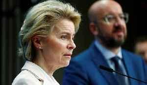EU promises 'whatever it takes' to curb coronavirus [Video]