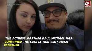 Amanda Bynes and Paul Michael haven't split [Video]