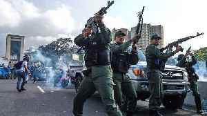 Venezuela protest: Opposition clashes with police [Video]