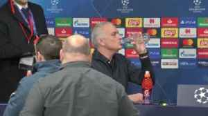 Mourinho told to 'cheer up' [Video]