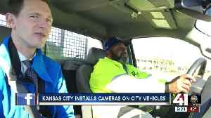 News video: Kansas City installs cameras on city vehicles