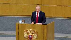 Russian Parliament Opens Door to Allow Vladimir Putin to Stay On as President Until 2036 [Video]