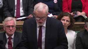Jeremy Corbyn responds to the Government's Budget [Video]