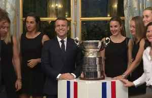 Fed Cup finals postponed due to coronavirus outbreak [Video]