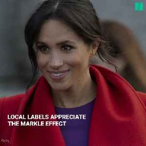 Meghan Markle Still Loves Canadian Fashion, After All These Years [Video]
