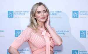 An A-list celebrity convinced Emily Blunt not to become a pop star [Video]
