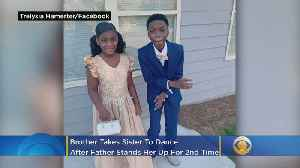 Big Brother Takes Little Sister To Dad-Daughter Dance After Father Stands Her Up For Second Time [Video]
