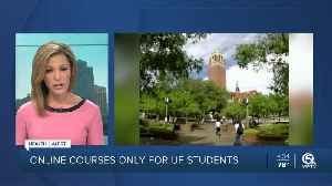 State universities in Florida must go to online classes only to combat coronavirus [Video]