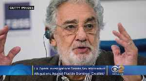 LA Opera Investigation Deems Sex Misconduct Allegations Against Placido Domingo Are 'Credible' [Video]