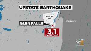 Magnitude 3.1 Earthquake Rocks Update New York [Video]