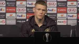 Solskjaer: I would understand if Man Utd's season was cut short due to coronavirus [Video]