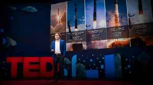 Small rockets are the next space revolution   Peter Beck [Video]
