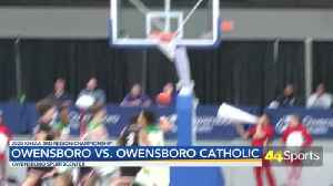 2020 3rd Region Championship: Owensboro Catholic Upsets Owensboro; Aces Heading To State [Video]