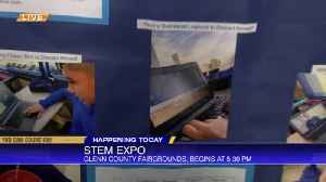 Students create scientific inventions for STEM Expo in Glenn County [Video]